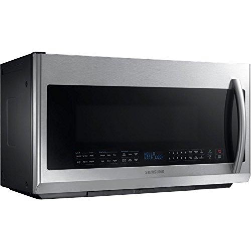Samsung ME21F707Over-The-Range Microwave 2.1