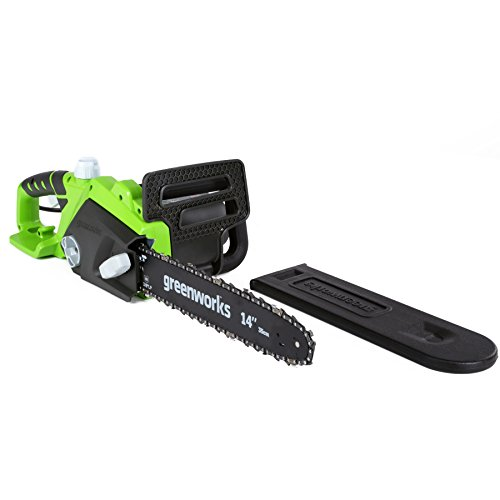 Greenworks 14 Inch 9 Amp Corded Chainsaws