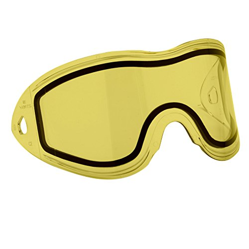 Empire Paintball Mask Lens, Yellow (Avatar Masks)