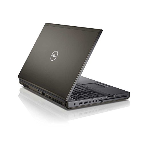 Dell Precision M4600 Intel Quad 2820QM 2.3GHz 16GB RAM 320GB HDD DVDRW Windows 7 Professional 64-bit 15.6
