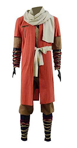 RongJun Wolf Game Costumes Shadows Wolf Halloween Full