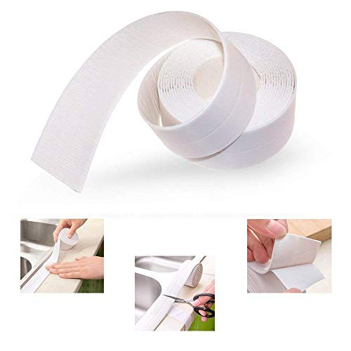 Bathtub Caulk Strip PE(Polyethylene) Waterproof Self Adhesive Tub