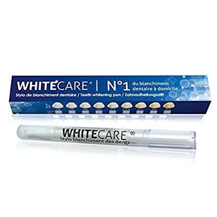 blanchiment des dents white care
