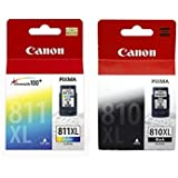 CANON COMBO PG-810XL AND CL-811XL Ink Cartridge
