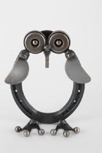Yardbirds Horse - Yardbirds Junkyard Metal Animal Lucky Horseshoe Penguin B131