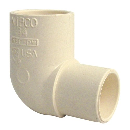 Nibco series cpvc pipe fitting degree elbow