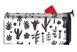 MAYS Summer Mailbox Cover Flowers Standard