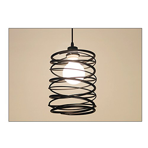 Industrial Pendant Light, MKLOT Ecopower Retro Vintage Style 7.48