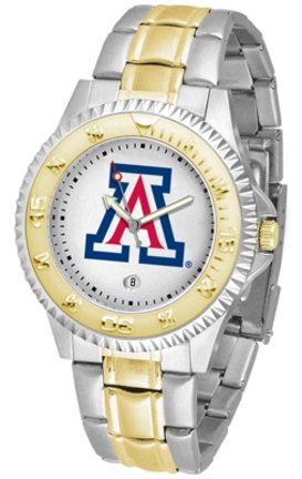 Wildcats Competitor Watch (Arizona Wildcats Competitor Two Tone Watch)