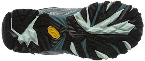 Fst GTX Sea Merrell para Senderismo Zapatillas de Moab Mujer Pine Verde aqnxw54FT
