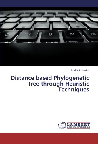 (Distance based Phylogenetic Tree through Heuristic Techniques)