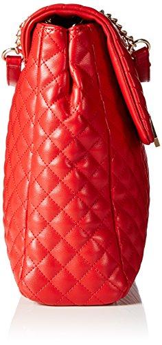 Valentino Margaritas - Bolso con asas Mujer Rojo - Rot (ROSSO)