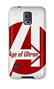 6396383K25946377 Shock-dirt Proof Age Of Ultron Case Cover For Galaxy S5