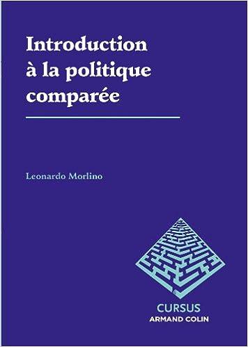 Lire un Introduction à la politique comparée pdf ebook