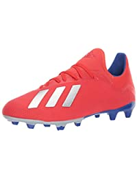 adidas Men's X 18.3 Firm Ground Soccer Shoes