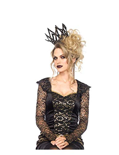 Metallic Lace Imperial Crown - Ovedcray Costume series Metallic Lace Imperial