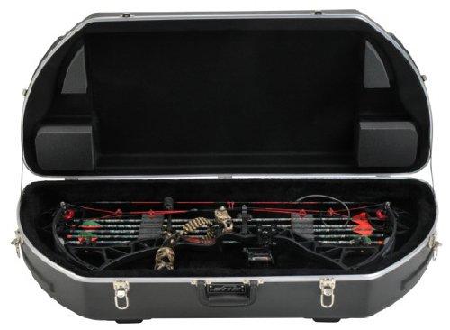 SKB Sports Compound Diamond Hunter Series Bowcase, 39 x 15 x 6'', Black