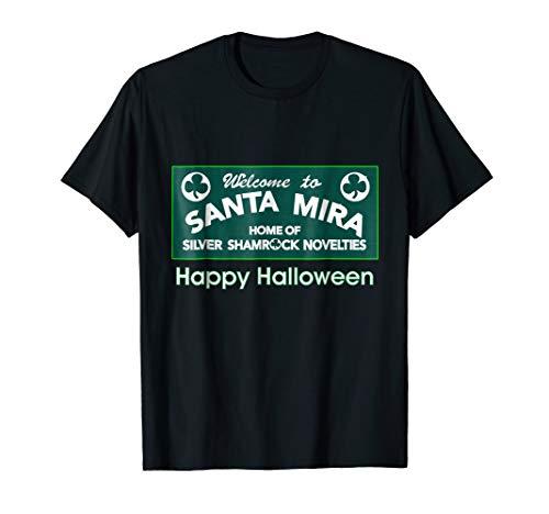 Welcome to Santa Mira t-shirt -