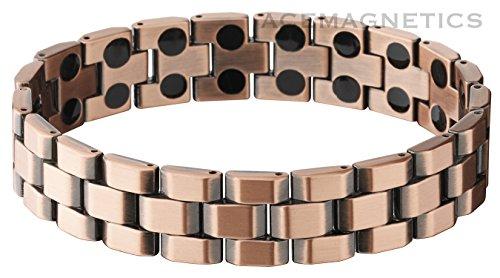 Behemoth Copper Link Therapy Bracelet