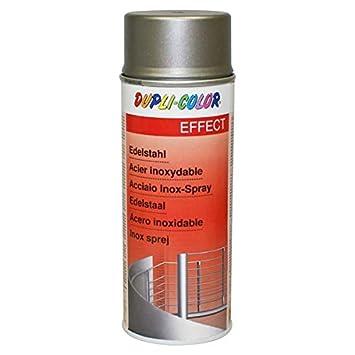Duplicolor 516238 Acier Inoxydable Spray Anodisé, 400 Ml: Amazon.Fr