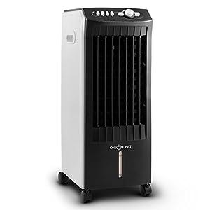 oneConcept MCH-1 V2 Mobile Klimaanlage 3 in1 Luftkühler Klimagerät mit...