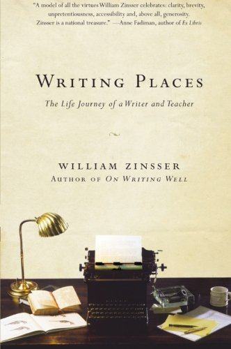 Well Write - Writing Places: The Life Journey of a Writer and Teacher