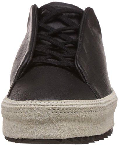 adidas Chaussures de Ville à Lacets Pour Femme Noir Noir