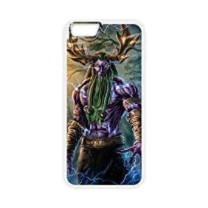 iphone6 4.7 inch phone case White Malfurion Stormrage World of Warcraft WOW TTS4332349