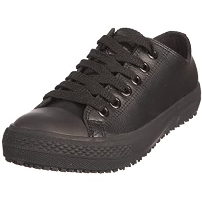 Athletic shoes Black Men Leather shoes Slip On High fashion Ankle- Forward Shoes For Crews - Falcon - Black / Women's Non Skid Athletic Shoes - Shoes For Crews - Falcon - Black / Women's Non Skid Athletic Shoes This breathable; cross-trainer-inspired .