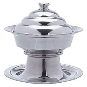 aYDa aluminum Small Date Serving Tray