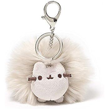 Gund Pusheen Poof Backpack Clip Stuffed Cat Plush