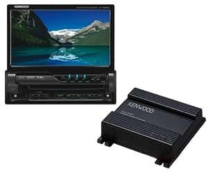 Kenwood NV-D52G4 (KVT-522DVD + KNA-G421) - Navegador GPS ( 7  pulgadas)