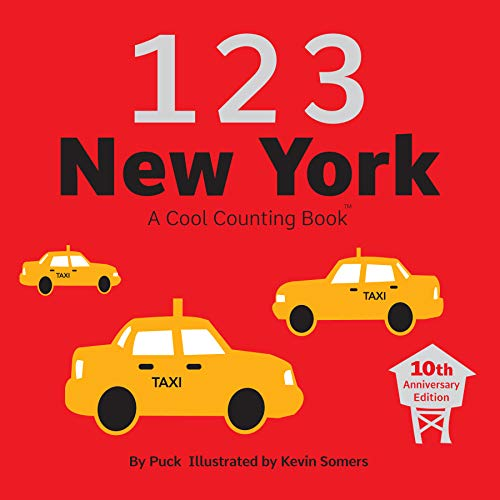 123 New York: A Cool Counting Book (Cool Counting Books)]()
