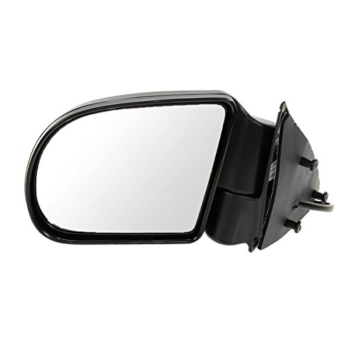 Power Mirror Left Driver Side for 99-05 Chevy GMC Bravada Pickup Truck S10 S-15