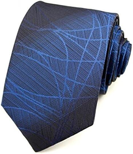 Moda de Hombre Corbata, pañuelo, pin palo y Gemelos caja de regalo ...