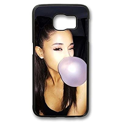 Generic American Famous Singer Ariana Grande Back Case for SamSung Galaxy S7 Edge