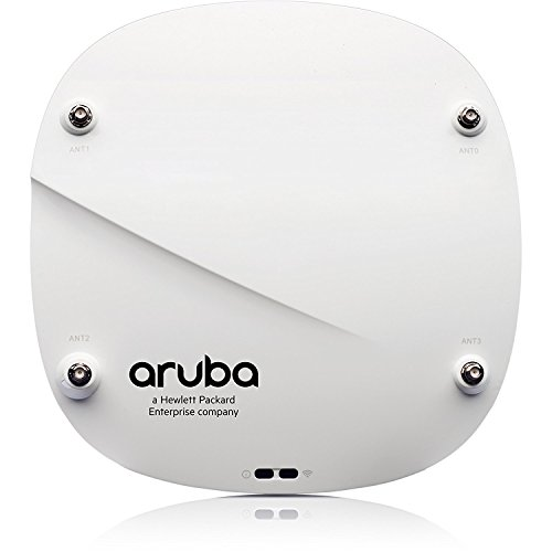 Aruba Networks IAP-314-US Instant Access Point, 802.11ac, Wave 2, Dual-Band Radio 2.4GHz/5GHz, POE (JW807A)