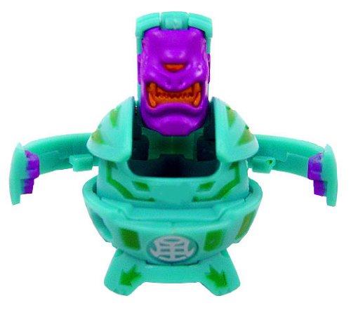 Bakugan Game Single LOOSE Figure Zephyroz Cycloid (Green) 550 G