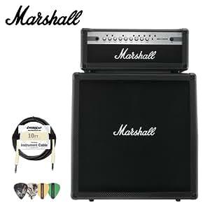 marshall mg412acf mg100hcfx kit 1 amp head and 4x12 guitar speaker cabinet kit. Black Bedroom Furniture Sets. Home Design Ideas