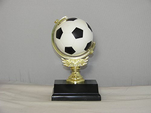 (Soccer Soft Spinner Trophy or Soccer Trophy)