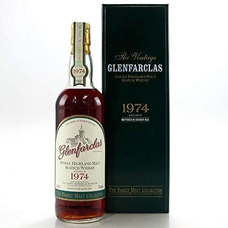 Glenfarclas - The Family Malt Collection - 1974 - Single Malt Scotch Whisky - 700ml