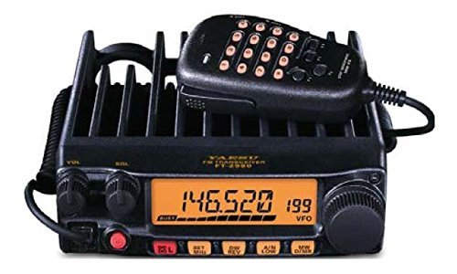 [해외]FT-2980R FT-2980 Original Yaesu 144MHz 싱글 밴드 모바일 트랜시버 80W - 3 년 제조업체 보증/FT-2980R FT-2980 Original Yaesu 144 MHz Single Band Mobile Transceiver 80 Watts - 3 Year Manufacturer Warranty