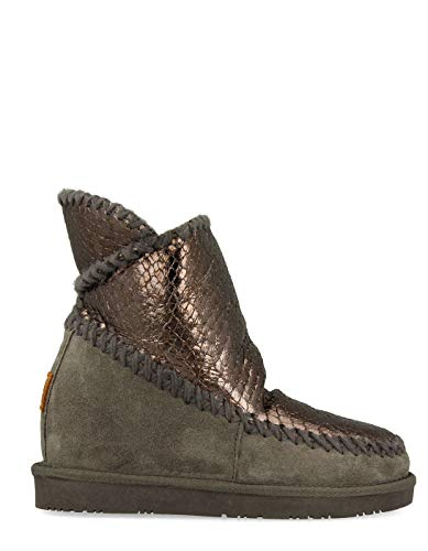 Gioseppo Grey Silver Silver Boots Gioseppo By Boots Grey 5yPBgKSZ