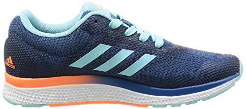 Adidas Vrouwen Mana Bounce 2 W Aramis, Blauw / Oranje Blauw / Oranje
