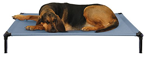 StarMark DogZone Bed, Sky Blue, X-Large