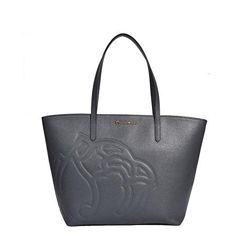 Shopping bag Braccialini grande Ninfea B11190 grigio
