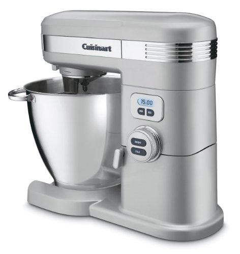 Cuisinart SM-70BC 7-Quart 12-Speed Stand Mixer, Brushed Chrome