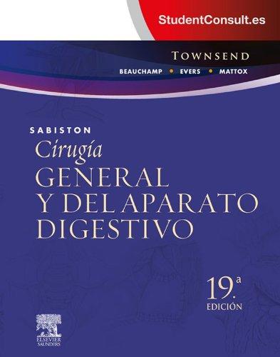 Sabiston. Cirugía general y del aparato digestivo + acceso web (Spanish Edition)