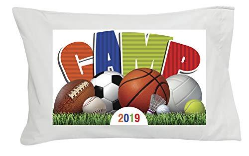 Camp Autograph Pillowcase (Camp Sports Balls)