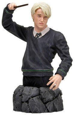 Gentle Giant Harry Potter (Harry Potter Draco Malfoy Mini Bust by Gentle)